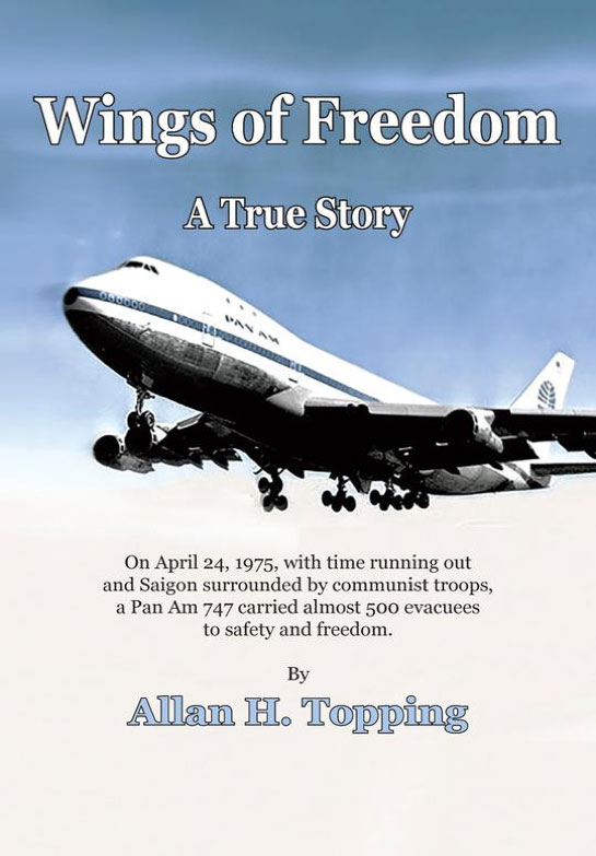 Wings of Freedom by Al Topping, Cover Image