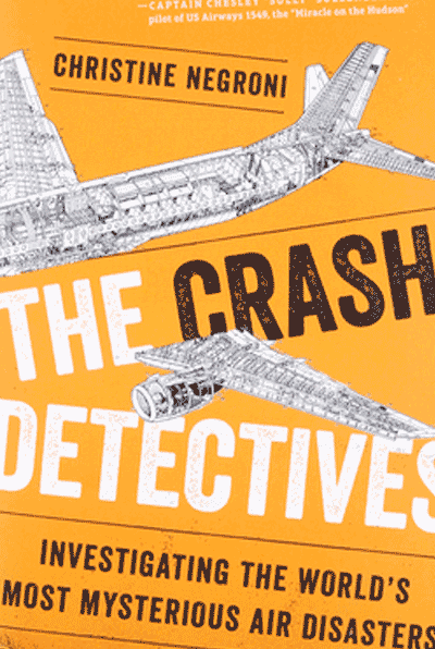 Crash Detectives cover