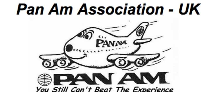 Pan Am UK cartoon plane