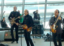 World Wings Celebration of Pan Am and the Beatles at JFK, 50th Anniversary