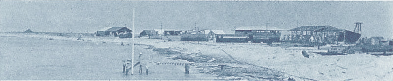 Pan Am Base at Canton Island