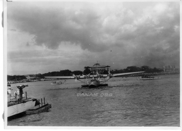 6 China Clipper Manila arrival Bixby rsz