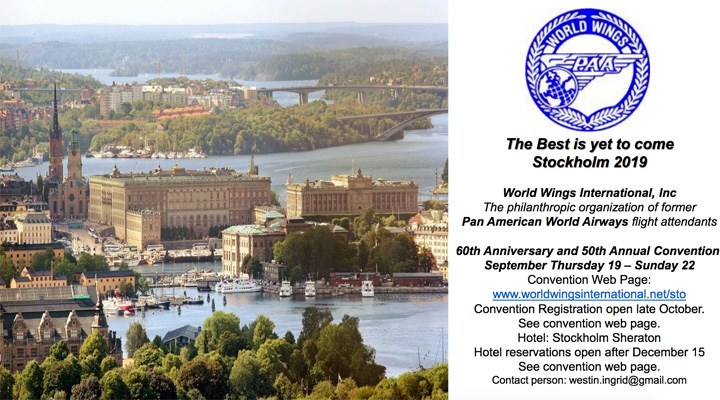 World Wings Stockholm Convention Announcement 1