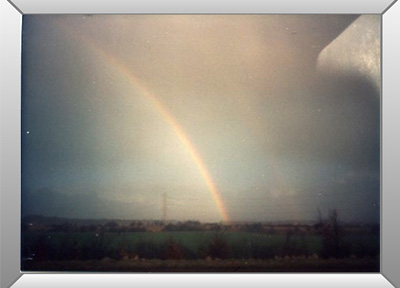 Lockerbie Rainbow December 1988