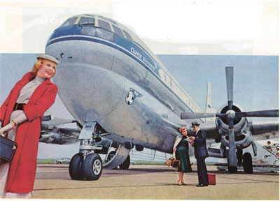 Pan Am Riding the Jetstream blog