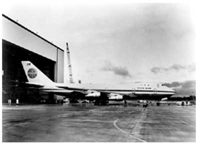 Pan Am Boeing 747