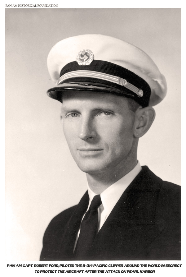 3. Capt Robert Ford 1940s