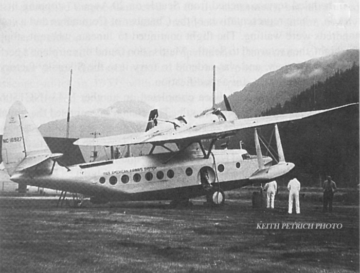 3 Pan Am S 43 NC16923 at Juneau AK rsz