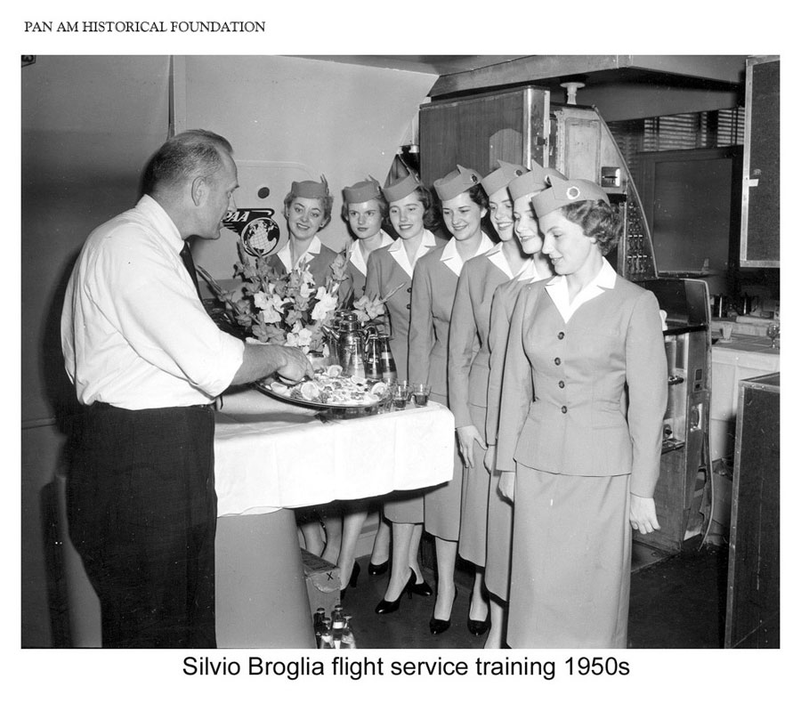 Flight Service Training early 1950s