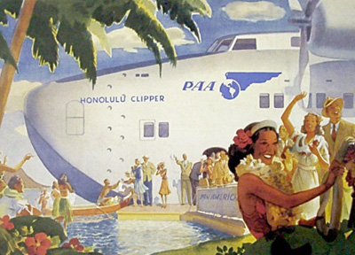 Pan Ams Clipper Hula blogpic