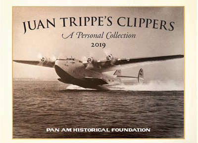 Pan Am Historical Foundation 2019 Wall Calendar Cover