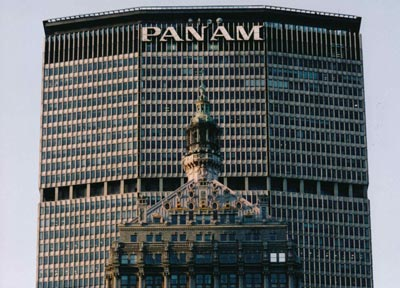 Pan Am building color blog