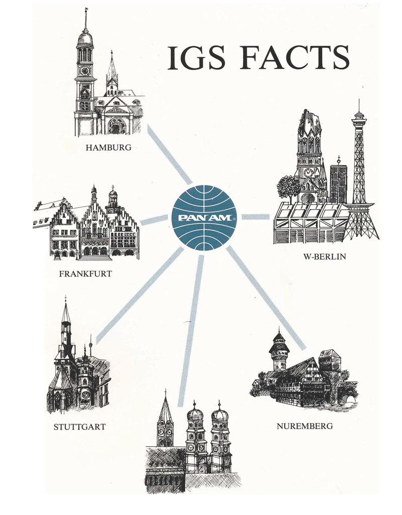 Pan Am IGS Internal German Service FACTS COVER rsz