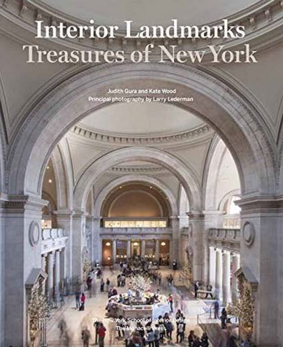 Interior Landmarks Treasures of New York Book Cover