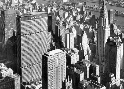Air Rights: Pan Am Building, New York City