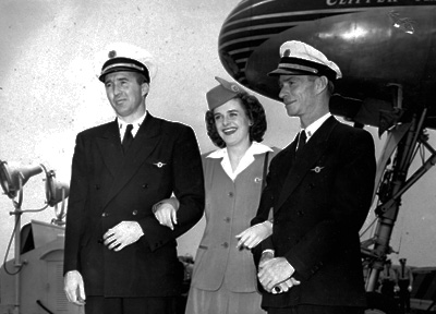 Pan Am: Clipper Glamour, Stewardess Anne Lemieux