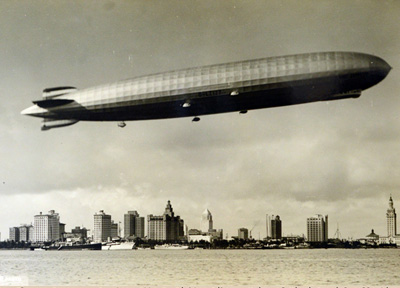 Pan Am Lighter than Air blog