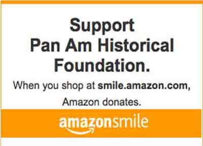 Amazon Smile Pan Am Historical Foundation