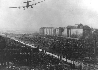 Tempelhof Approach Berlin Airlift blog