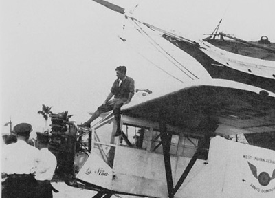 First Flight: The story behind Pan Am's inaugural flight to Cuba 10-19-1927
