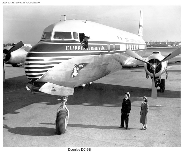 Pan Am DC 6B