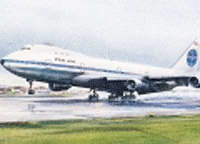 Pan Am 747 John McCoy painting blog