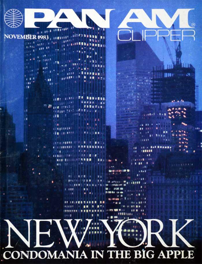 pan am clipper magazine