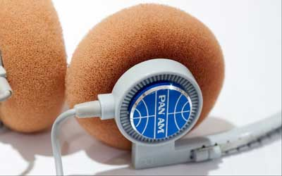 Pan Am headsets
