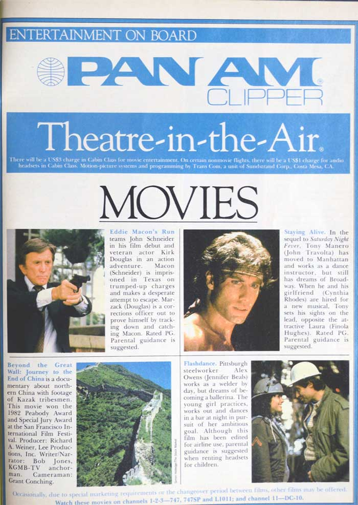 Theatre in the Air 1983
