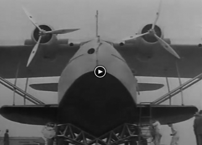 Pan Am A Century of Flight blog