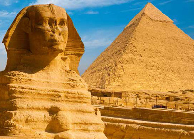 Egypt blog sphinx