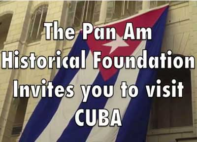 Pan Am Historical Foundation Cuba Tour Video