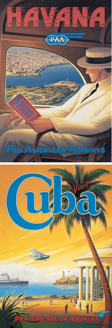 Cuba Posters, by Kerne Erickson
