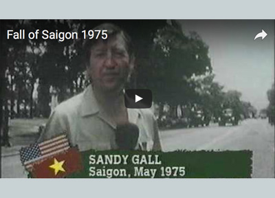 Fall of Saigon 1975
