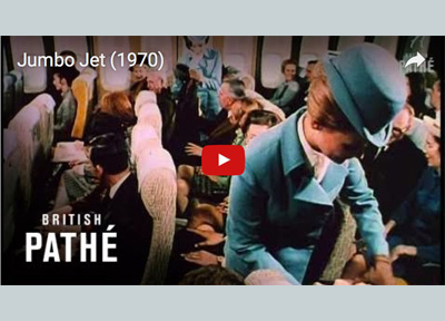 Jumbo Jet British Pathe