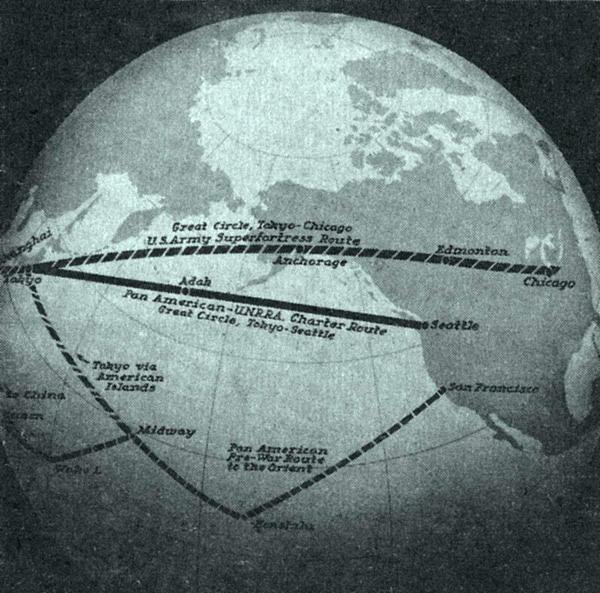 Closing The Great Circle Route Map Pan Am rsz