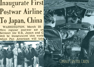 Inaugurate First Poswar Arline To Japan China blog