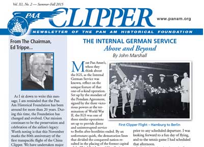 Cover Fall 2015 Clipper blog