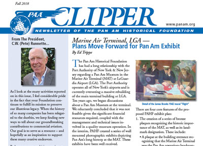 Fall Clipper 2018 newsletter blog