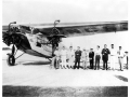 Pan Am Fokker F-7, General Machado, October 1927