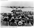 Pan Am Inauguration of Transpacific Flight by China Clipper Flying Boat, 1935