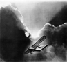 Dramatic Photo of a Pan Am Sikorsky S-40 Flying Boat in Flight