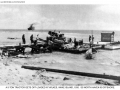 Pan Am on Wake Island Offloading Caterpillar Tractor 1935