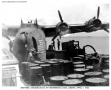 Fueling Pan Am Boeing 314 clipper at Fishermans Lake during World War Two
