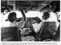 Pan Am pilots training for Boeing 747 at Roswell, New Mexico