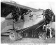 Pan Am's Charles Lindbergh Pilots Fokker F-7 TriMotor at Key West, Florida
