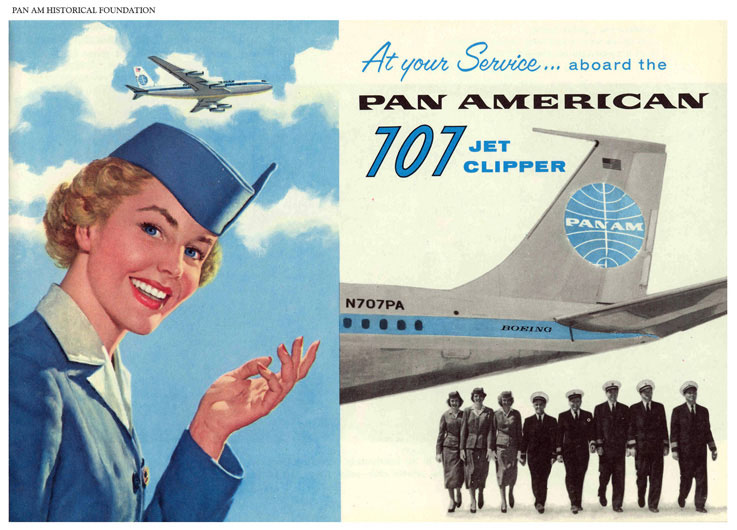 1950s Gallery Pan Am Historical Foundation