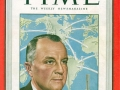 Juan Trippe on Time Magazine Cover 1949