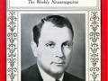 Juan Terry Trippe on Time Magazine cover in 1933