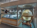 Display at National Air And Space: The globe belonging to Juan Trippe